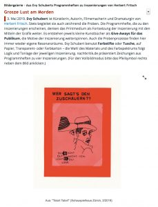 Evy Schubert nachtkritik