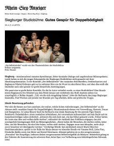 Evy Schubert Der Selbstmörder